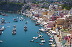 Procida island, Italy Stock Photography