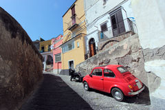 Procida island Stock Photography