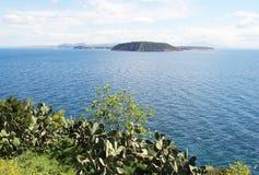 Procida island Royalty Free Stock Photo