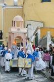 PROCIDA, ITALIE, CÉLÉBRATIONS DU ` S DE PÂQUES Photo libre de droits