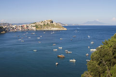 Procida, Italy Royalty Free Stock Photo
