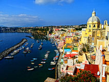 Procida, Italy Stock Photos