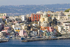 Procida, Italy Royalty Free Stock Photography