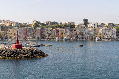 Procida, naples Stock Photography