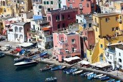 Procida, Naples, Italy Stock Photography