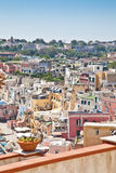 Procida view Royalty Free Stock Photos