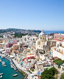 Procida view Stock Images
