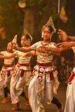 Procissão de Kandy Esala Imagens de Stock Royalty Free