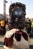 Procissão de ?no carnaval Villacher? Foto de Stock Royalty Free