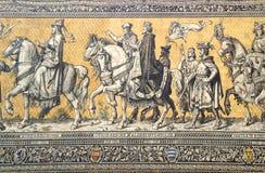 Procissão dos príncipes (parte) Fotografia de Stock