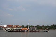 Procissão real da barca Fotografia de Stock