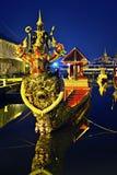 HM Rama de Suban da canção de Narai IX Foto de Stock Royalty Free