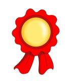 Proclamação da medalha Fotografia de Stock