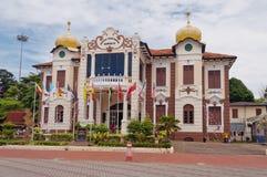 Proclamatie van het Gedenkteken van de Onafhankelijkheid malacca Stock Afbeeldingen