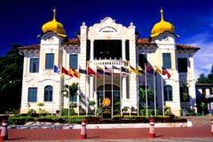 Proclamation of Independence Memorial. Is located at Jalan Parameswara, Banadar Hilir, Malacca, Malaysia Stock Images