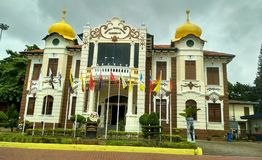 Proclamation Independence Memorial. In Melaka Malaysia Stock Photography