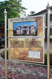 The Proclamation of Independence Memorial (Pengisytiharan Kemerdekaanan) in Malacca, Malaysia. MALACCA, MALAYSIA - The Proclamation of Independence Memorial ( Stock Photography