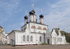 Procopius the Righteous Cathedral in Veliky Ustiug Stock Image