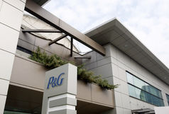 Procter & Gamble Immagine Stock Libera da Diritti