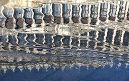 Procuratie Vecchie in Venedig Stockfoto