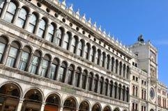 Procuratie Vecchie, Venice Stock Image