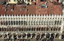 Procuratie Vecchie, Venice, Italy Stock Photos