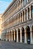 Procuratie Vechio in Venice Royalty Free Stock Photography