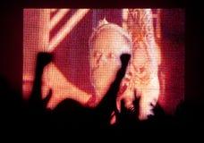 Prodigy-Konzert Stockbild