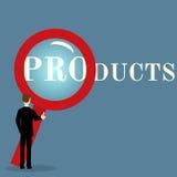 prodotti Immagine Stock