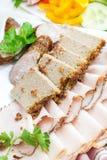 Prodotti a base di carne della Polonia. Fotografie Stock Libere da Diritti