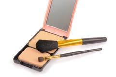 Prodotti cosmetici Fotografia Stock