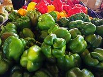 Prodotti del mercato degli agricoltori fotografie stock