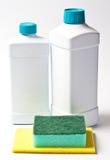 Prodotti delle lavapiatti Fotografia Stock