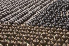 Prodotti delle terraglie Fotografia Stock Libera da Diritti