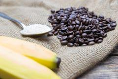 Prodotti di Fairtrade Immagine Stock