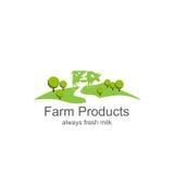 Prodotti di fattoria Immagini Stock