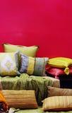 Prodotti domestici della decorazione Fotografie Stock