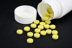 Prodotti farmaceutici Fotografia Stock