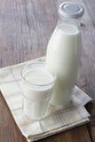 Prodotti lattier-caseario Fotografie Stock Libere da Diritti