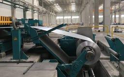Prodotti metallici industriali Immagine Stock Libera da Diritti