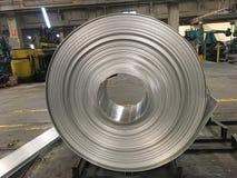 Prodotti metallici industriali Immagine Stock