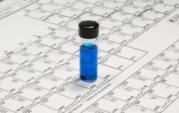 Prodotto chimico fotografia stock libera da diritti