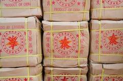 Prodotto della Cina fotografie stock