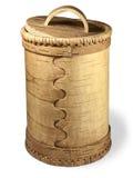 Prodotto della corteccia di betulla. Fotografie Stock