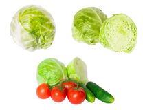 Prodotto-verdure fresche di vegetables Immagine Stock