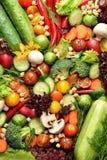 Prodotto-verdure fresche di vegetables Fotografie Stock Libere da Diritti