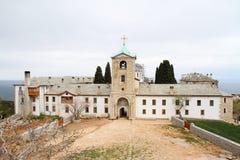 Prodromos (il monte Athos) Immagini Stock
