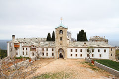 Prodromos (Mount Athos) stockbilder