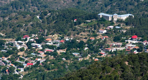 Prodromos mountain Village , Cyprus Stock Photos