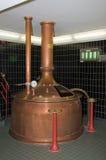 Produção da cerveja Imagens de Stock